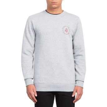 Volcom Storm General Stone Grey Sweatshirt