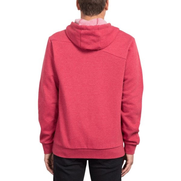 volcom-burgundy-heather-iconic-red-zip-through-hoodie-sweatshirt