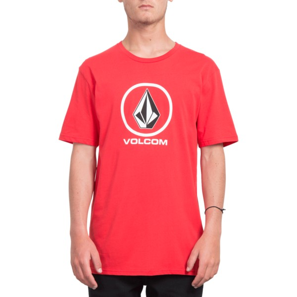 volcom-true-red-crisp-stone-red-t-shirt