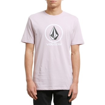 Volcom Pale Rider Crisp Stone Purple T-Shirt