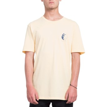 Volcom Light Peach Peace Off Orange T-Shirt