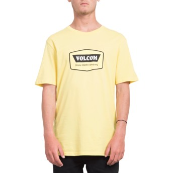 Volcom Yellow Cresticle Yellow T-Shirt