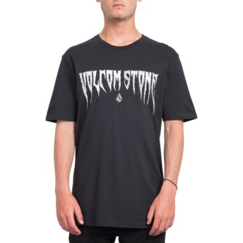 Volcom Black Devils Brew Black T-Shirt