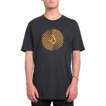Volcom Black Halfer Black T-Shirt