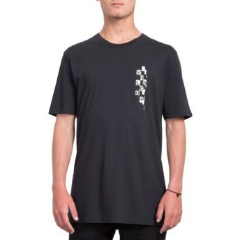 Volcom Black Multi Eye Black T-Shirt