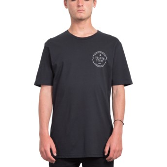Volcom Black Chop Around Black T-Shirt