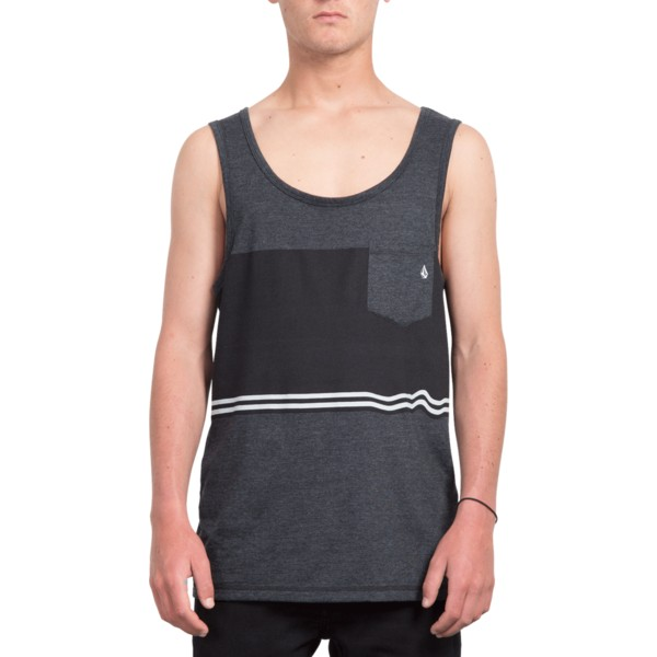 volcom-three-heather-black-quarter-black-sleeveless-t-shirt