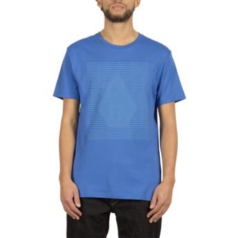 Volcom True Blue Ripple Blue T-Shirt