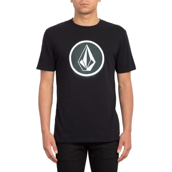 volcom-black-spray-stone-black-t-shirt