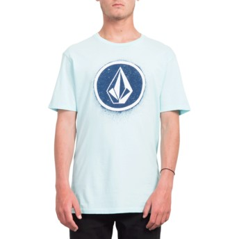Volcom Pale Aqua Spray Stone Blue T-Shirt