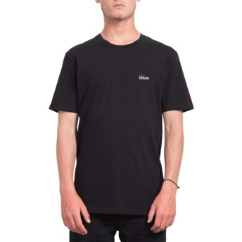 Volcom Black Impression Black T-Shirt