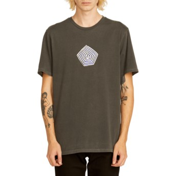 Volcom Black Noa Band Black T-Shirt