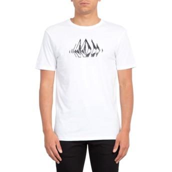 Volcom White Stone Sounds White T-Shirt
