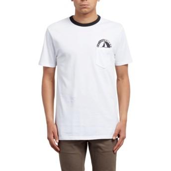 Volcom White Vert White T-Shirt