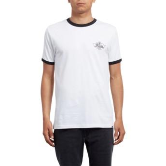 Volcom White Winger White T-Shirt