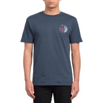 Volcom Indigo Find Navy Blue T-Shirt