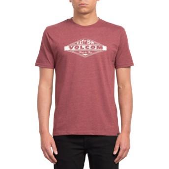 Volcom Crimson Volcom Run Red T-Shirt