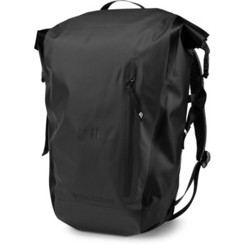 Volcom Black Mod Tech Dry Black Backpack