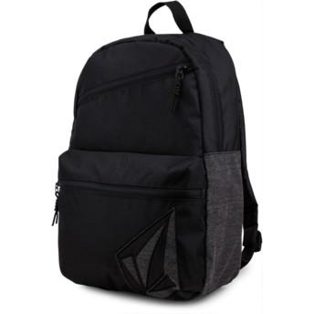 Volcom Black Academy Black Backpack