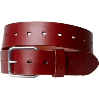 Volcom Brown Strangler Brown Belt