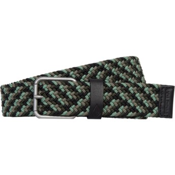 Volcom Military Krupa Web Green Belt