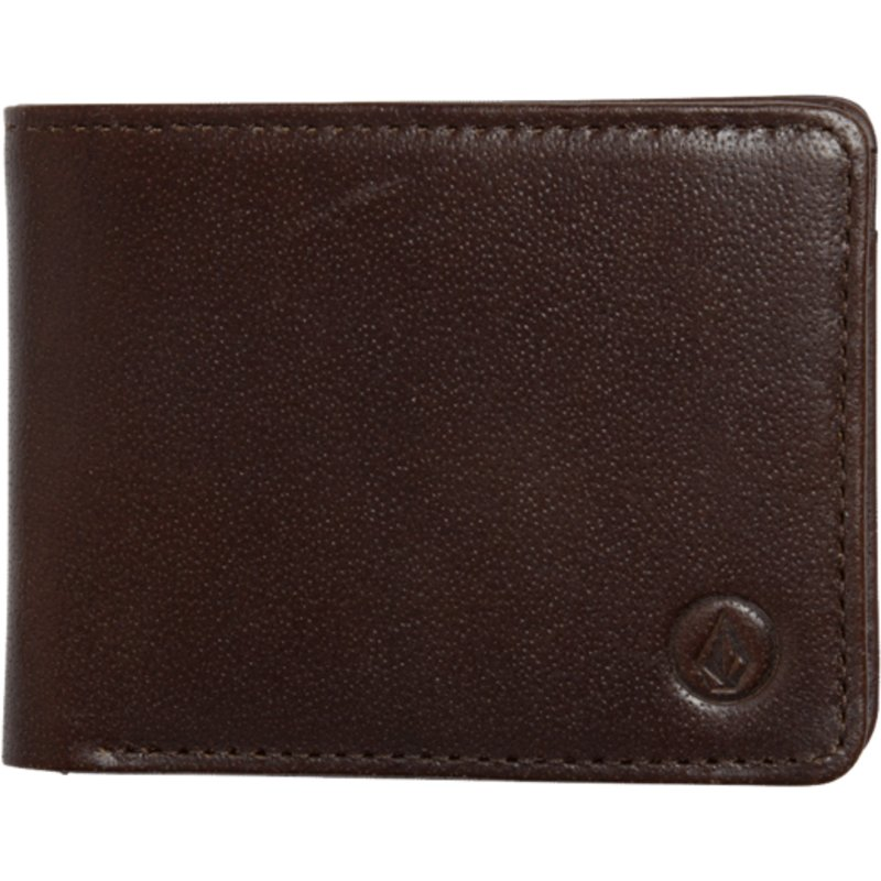 volcom-brown-strangler-brown-wallet