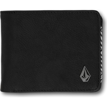 Volcom Black 3in1 Black Wallet