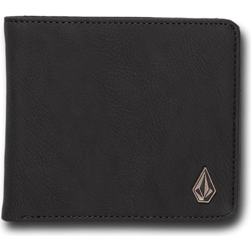 volcom-coin-purse-new-black-slim-stone-black-wallet