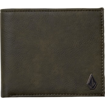 Volcom Military Slim Stone Green Wallet