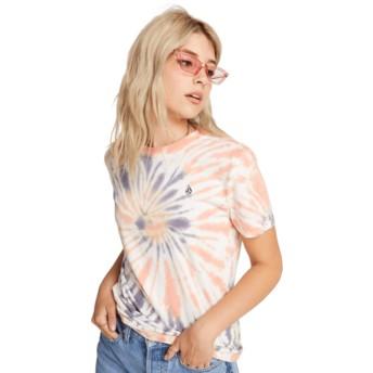 Volcom Multi Zipn N Tripn Multicolor T-Shirt