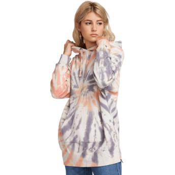Volcom Multi Zipn N Tripn Multicolor Hoodie Sweatshirt