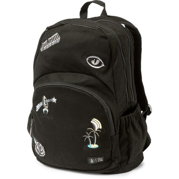 volcom-black-fieldtrip-black-backpack