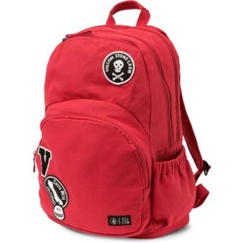 Volcom Rad Red Fieldtrip Red Backpack