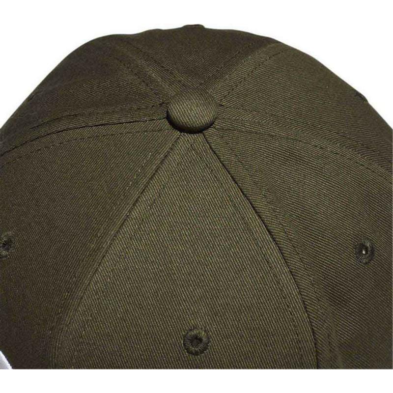 Adidas Flat Brim Trefoil Green Snapback Cap  Shop Online at Caphunters d7161d56aef