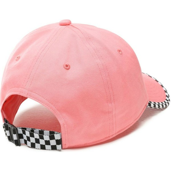 vans-curved-brim-check-it-pink-adjustable-cap