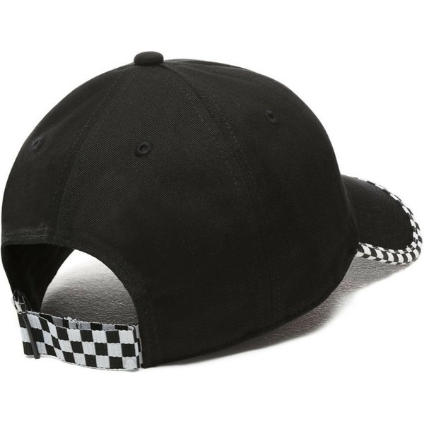 vans-curved-brim-check-it-black-adjustable-cap