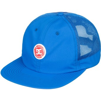 Gorra trucker azul Harsh Pocket de DC Shoes