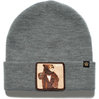 Goorin Bros. Lover Bear Grey Beanie