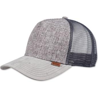 Djinns Suelin Grey Trucker Hat