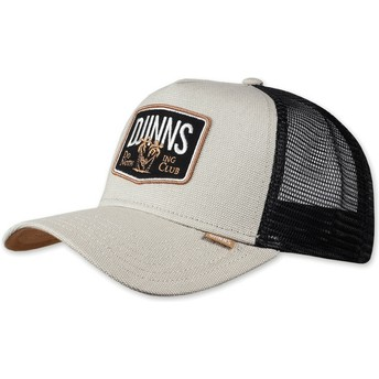 Djinns Nothing Club Brown Trucker Hat