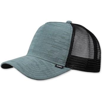 Djinns Bigseer Blue Trucker Hat
