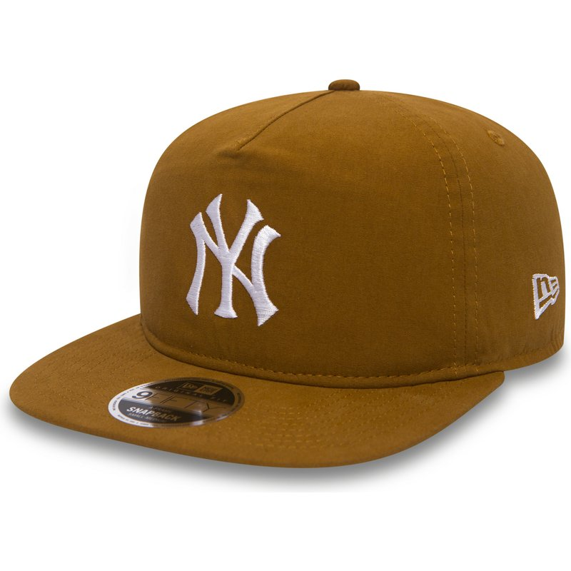 6ba50012 New Era Flat Brim 9FIFTY A Frame Lightweight New York Yankees MLB ...