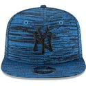 new-era-flat-brim-black-logo-9fifty-engineered-fit-new-york-yankees-mlb-blue-snapback-cap