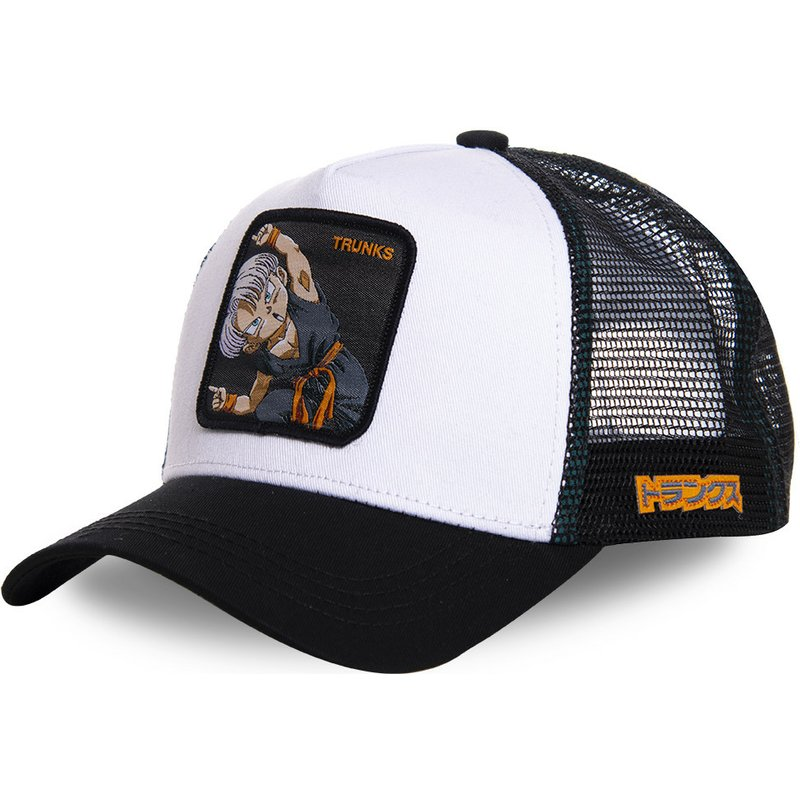 capslab-trunks-fusion-trk2-dragon-ball-white-trucker-hat