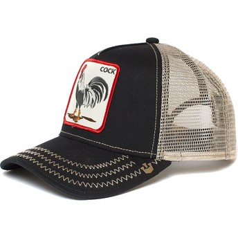 Goorin Bros. Rooster Black Trucker Hat