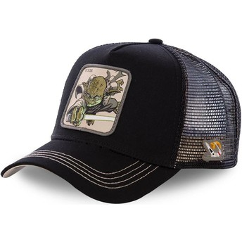 Capslab Yoda YOD2 Star Wars Black Trucker Hat