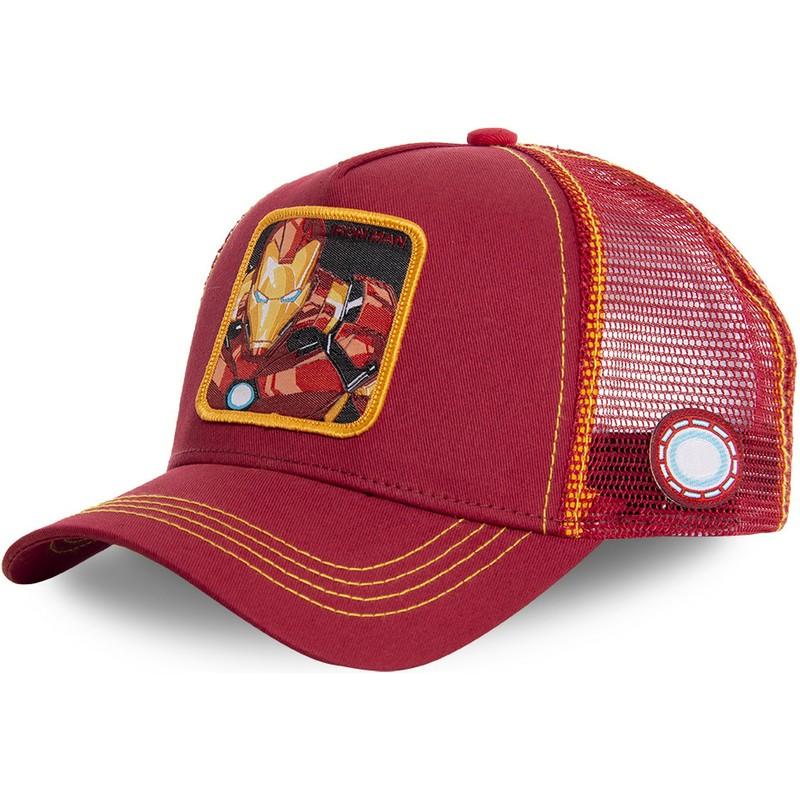 Capslab Iron Man Trucker cap Marvel Collab