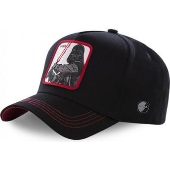 Capslab Curved Brim Darth Vader VAD3 Star Wars Black Snapback Cap