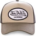 von-dutch-curved-brim-toi1-green-snapback-cap