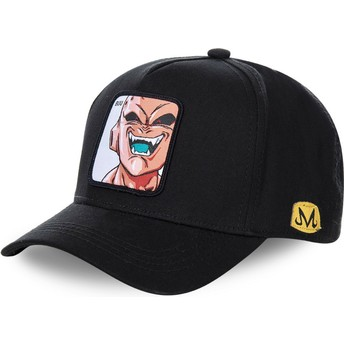 Capslab Curved Brim Kid Buu BUUB Dragon Ball Black Snapback Cap